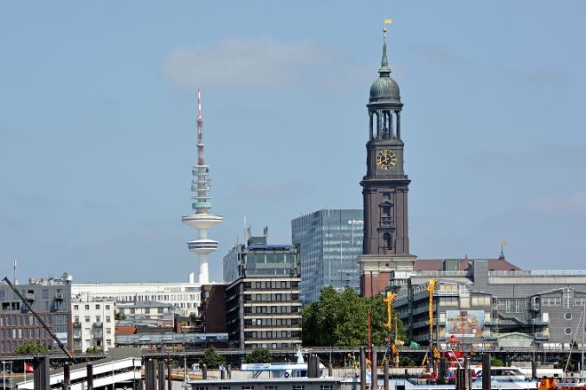 St. Michael's Church, Hamburg, Germany