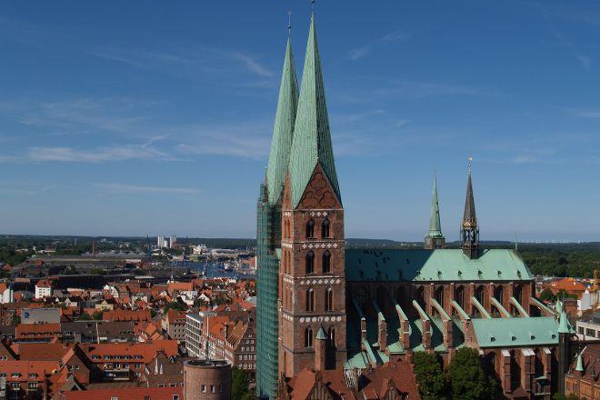 St. Petri zu Lubeck, Lubeck, Germany