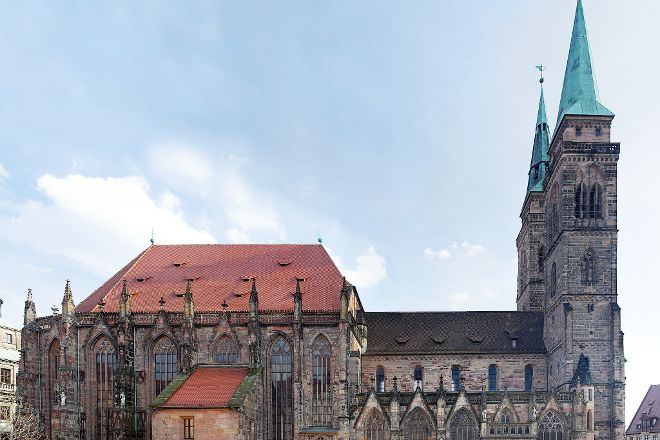 St. Sebaldus Church, Nuremberg, Germany