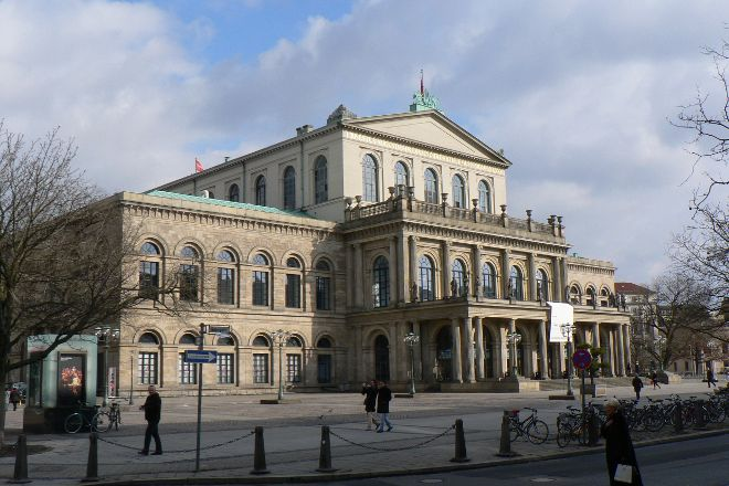 Staatsoper Hannover, Hannover, Germany