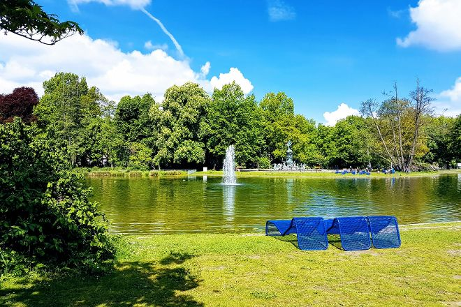 Stadtpark, Nuremberg, Germany