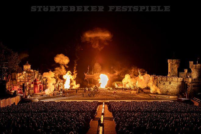 Stortebecker Festspiele, Ralswiek, Germany