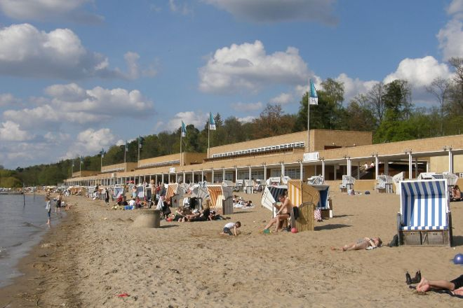 Strandbad Wannsee, Berlin, Germany