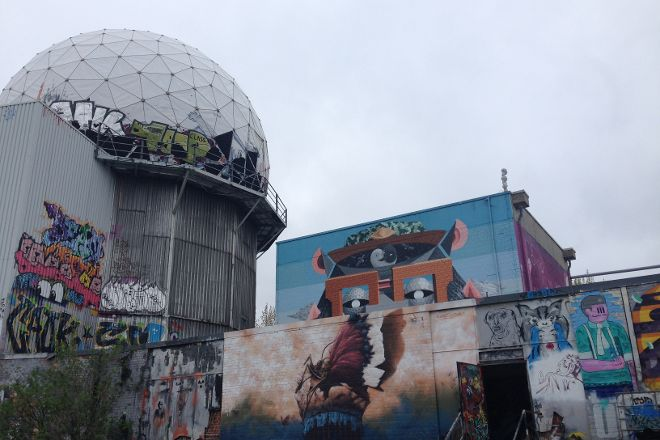 Teufelsberg, Berlin, Germany