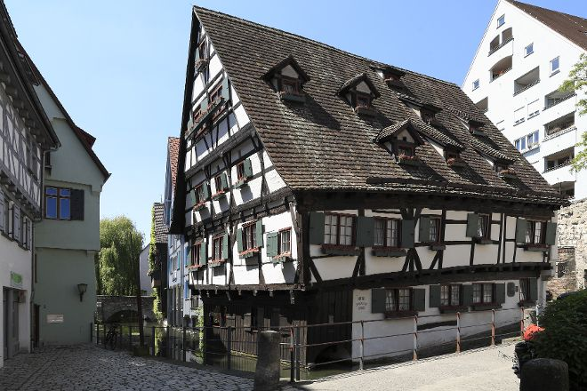 The Leaning House, Ulm, Germany