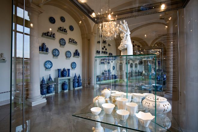 The Royal Porcelain Collection, Dresden, Germany
