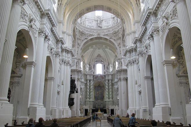 Theatinerkirche St. Kajetan, Munich, Germany