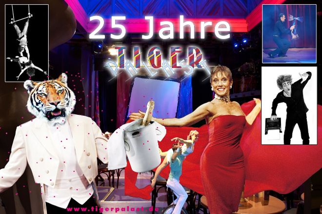Tigerpalast Variete Theater, Frankfurt, Germany