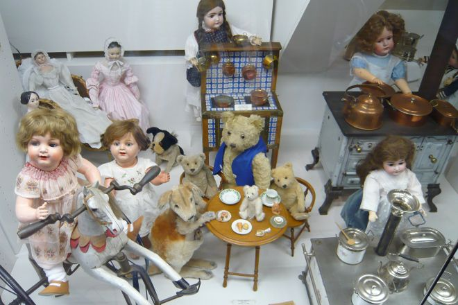 Toy Museum, Nuremberg, Germany