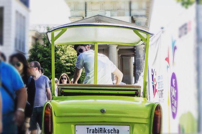 TrabiRikscha, Berlin, Germany