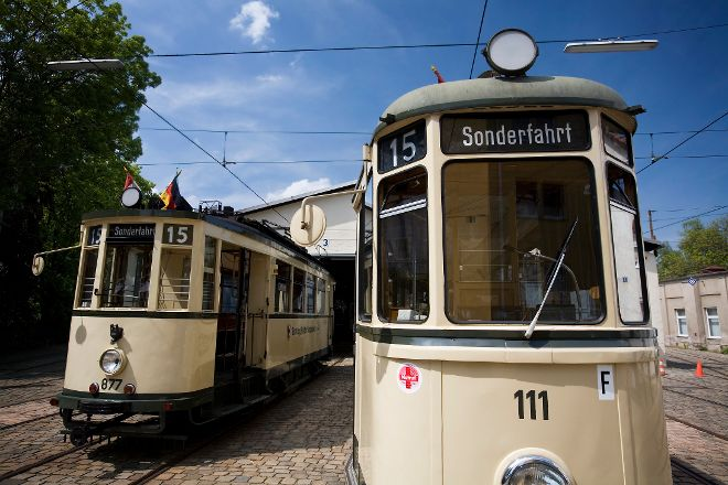 Transport Museum Dresden, Dresden, Germany