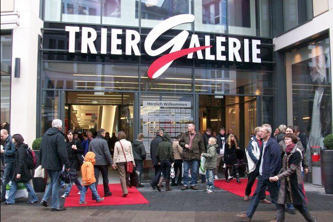 Trier Galerie, Trier, Germany