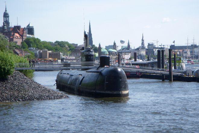 U-Bootmuseum, Hamburg, Germany