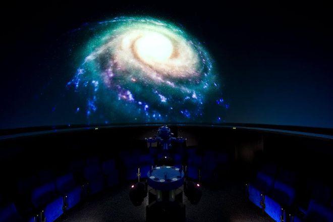 URANIA-Planetarium, Potsdam, Germany