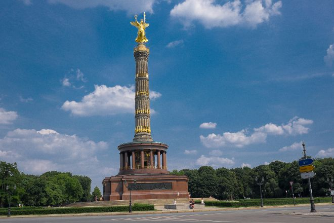 Victory Column (Siegessaule), Berlin, Germany