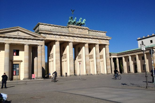 Visites Guidees Jean-Erick Guitard, Berlin, Germany