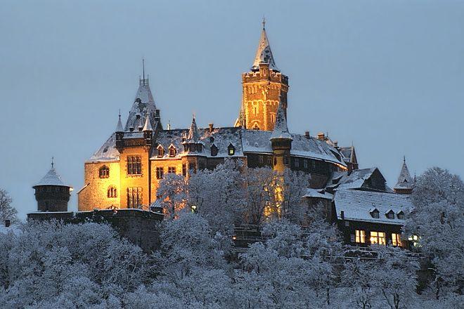 Wernigerode Castle, Wernigerode, Germany