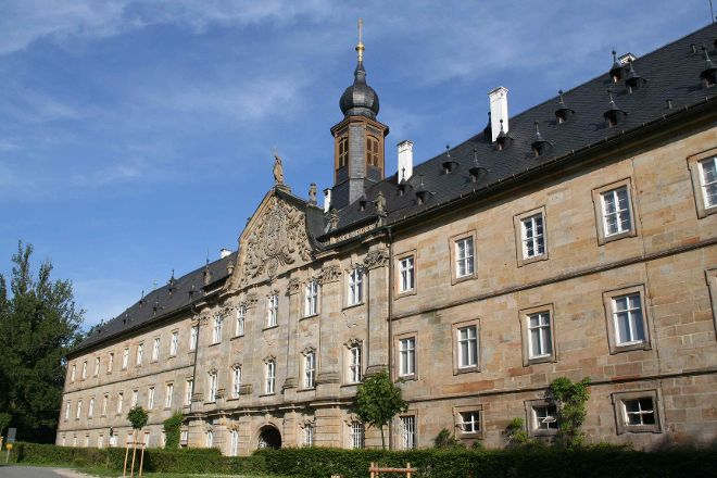 Wildpark Schloss Tambach, Weitramsdorf, Germany