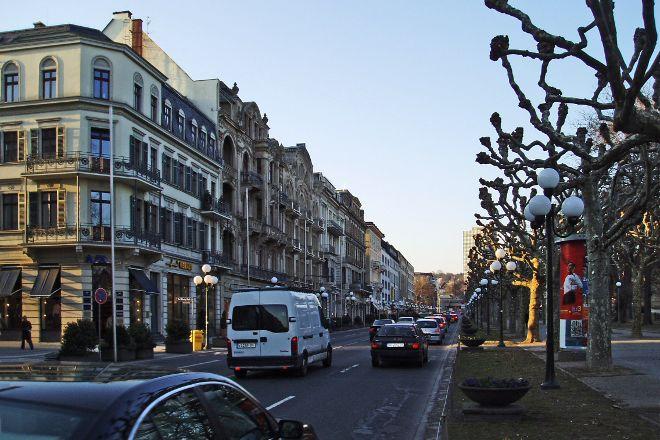 Wilhelmstrasse, Wiesbaden, Germany