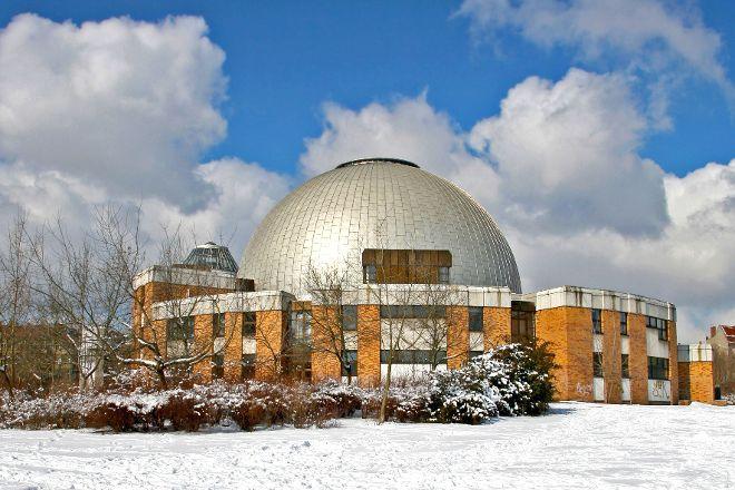 Zeiss Grossplanetarium, Berlin, Germany
