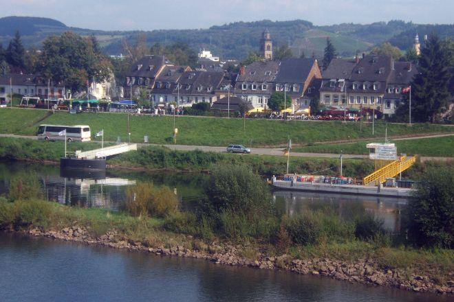 Zurlaubener Ufer, Trier, Germany