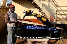 Kane Kwei Carpentry Workshop, Teshie, Ghana