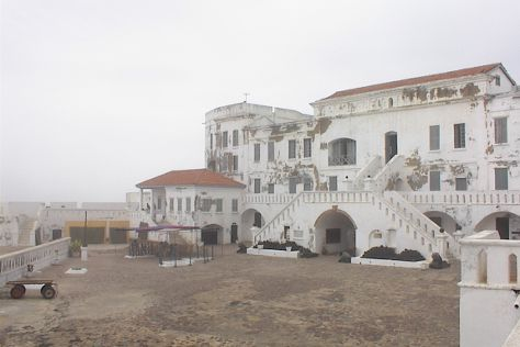 Cape Coast Castle, Cape Coast, Ghana