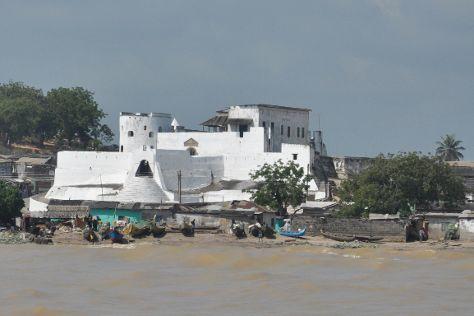 Fort San Sebastian, Sekondi-Takoradi, Ghana