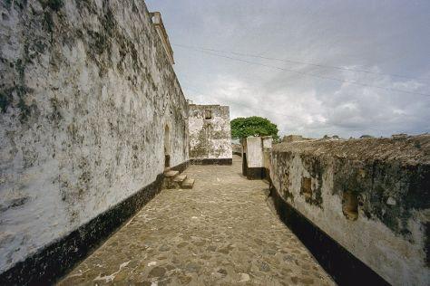 Fort Santo Antonio, Axim, Ghana