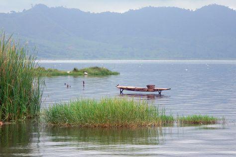 Lake Bosumtwi, Ashanti Region, Ghana
