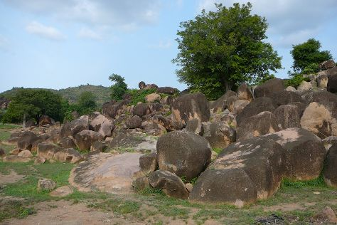 Tongo Hills, Bolgatanga, Ghana