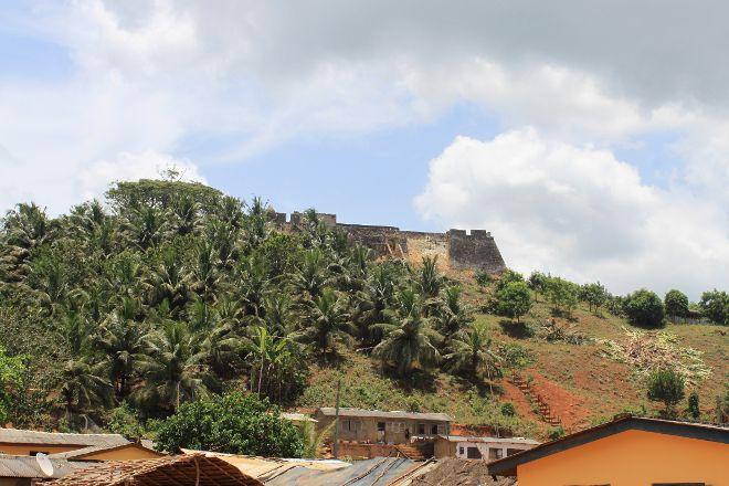 Fort Batenstein, Western Region, Ghana