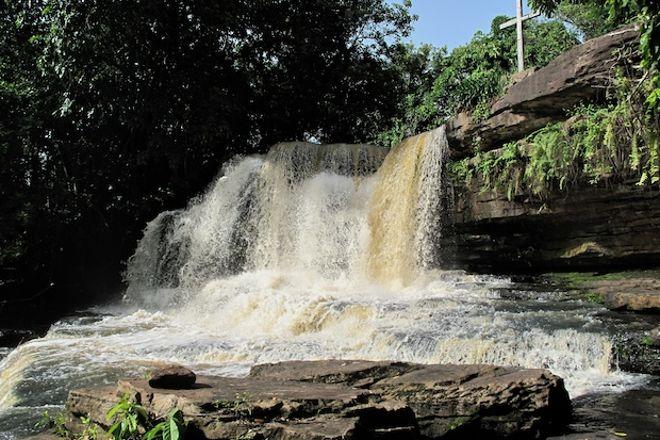 Kintampo Falls, Kintampo, Ghana