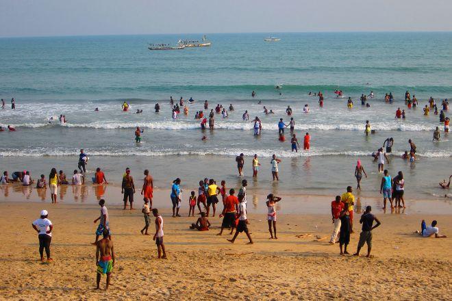 Kokrobite Beach, Accra, Ghana