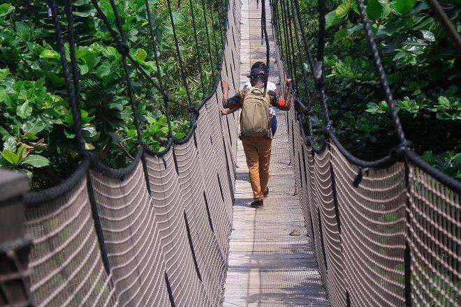 Legon Botanical Gardens, Haatso, Ghana