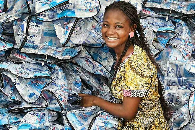 Trashy Bags, Accra, Ghana