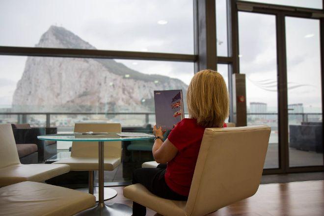 Calpe Lounge, Gibraltar