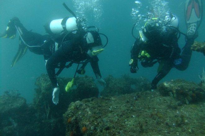 Dive Charters Gibraltar, Gibraltar