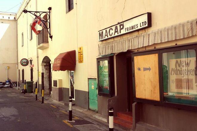 Face Frames Gallery, Gibraltar