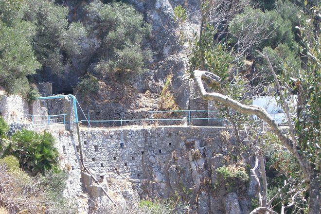 Haynes Cave Battery, Westside, Gibraltar