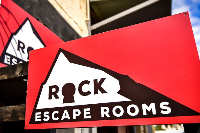 Rock Escape Rooms, Gibraltar