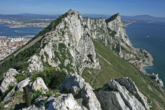 The Rock of Gibraltar, Gibraltar
