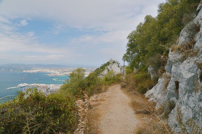 Upper Rock Nature Reserve, Gibraltar