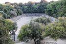 Ancient Olympic Stadium - Rhodes
