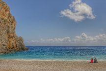 Agiofarago beach, Kaloi Limenes, Greece