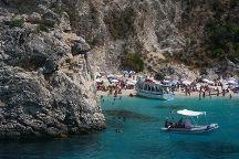 Agiofilli Beach, Lefkada, Greece