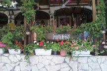 Agios Nikitas Beach, Agios Nikitas, Greece