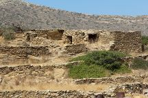 Archaeological Site of Skarkos, Ios, Greece