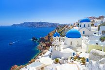 Blue Shades Of Greece