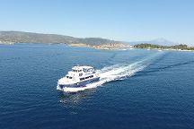 Calypso Cruises, Ouranoupolis, Greece